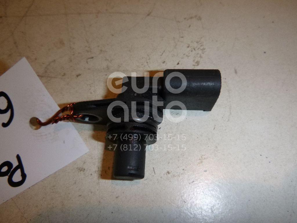 Датчик положения распредвала для VW Polo (HB) 2009>;A2 [8Z0] 2000-2005;Octavia (A4 1U-) 2000-2011;Leon (1M1) 1999-2006;Toledo II 1999-2006;Golf IV/Bora 1997-2005;Caddy II 1995-2004;New Beetle 1998-2010;Lupo 1998-2005;Arosa 1997-2004 - Фото №1