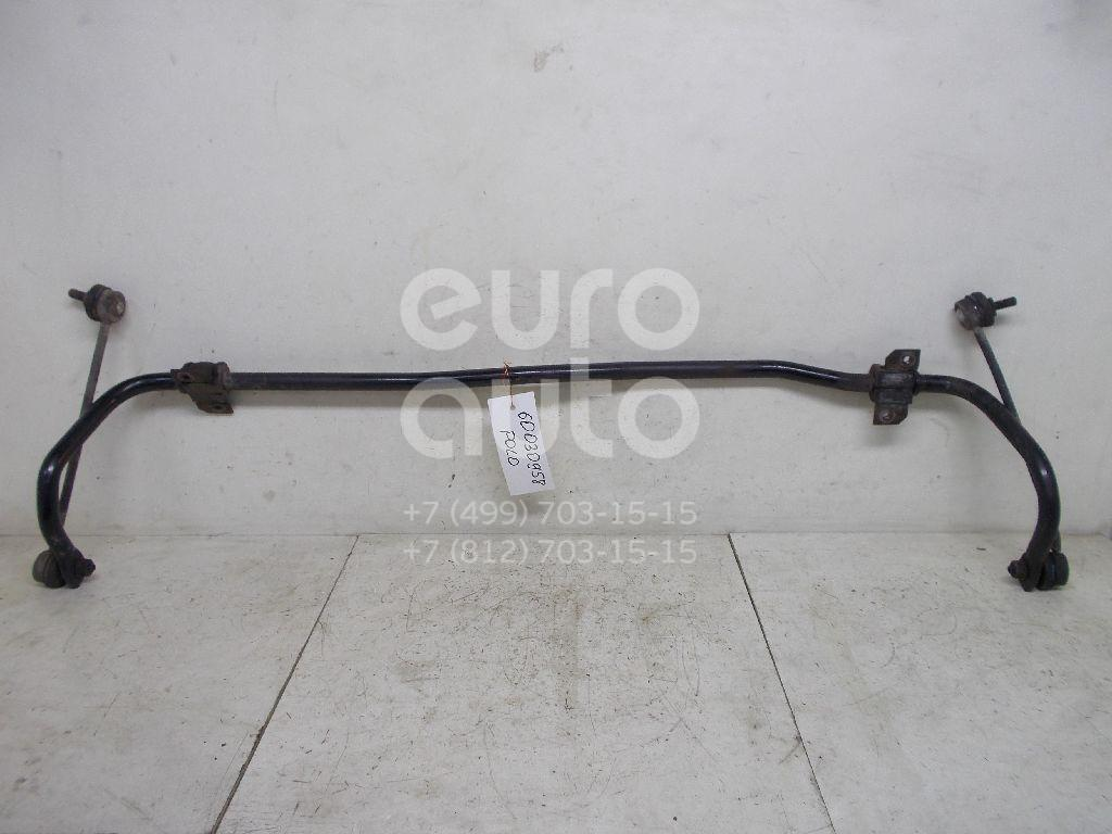 Стабилизатор передний для VW Polo (HB) 2009>;Polo Classic 1995-2002;Polo 2001-2009 - Фото №1