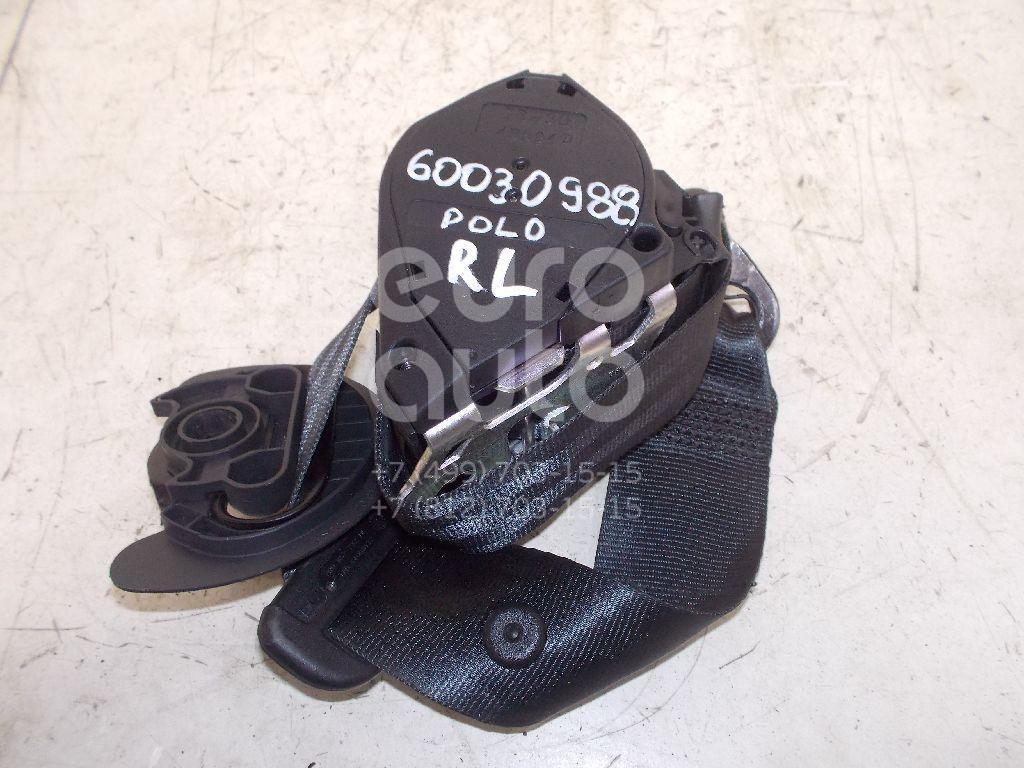 Ремень безопасности для VW Polo (HB) 2009> - Фото №1