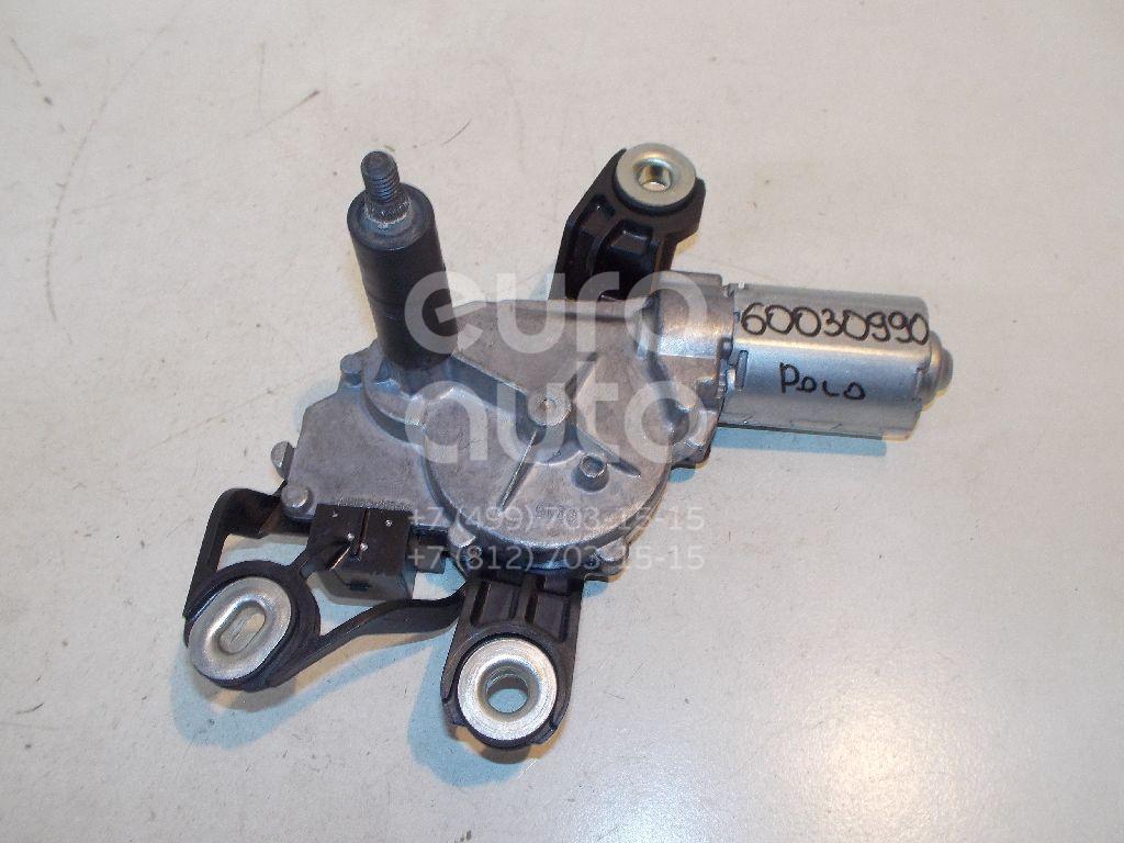 Моторчик стеклоочистителя задний для VW Polo (HB) 2009>;Golf V Plus 2005-2014;Golf VI 2009-2012;Sharan 2010-2015 - Фото №1