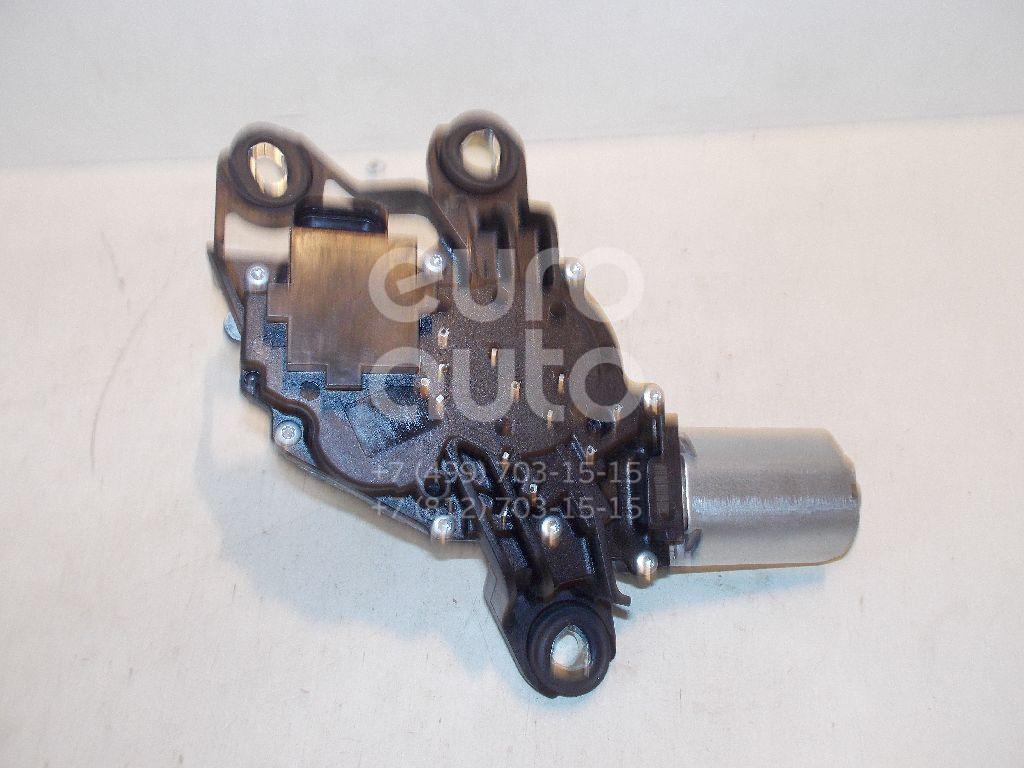 Моторчик стеклоочистителя задний для VW,Seat Polo (HB) 2009>;Golf Plus 2005-2014;Golf VI 2009-2013;Touran 2010-2016;Sharan 2010-2015;Alhambra 2010> - Фото №1