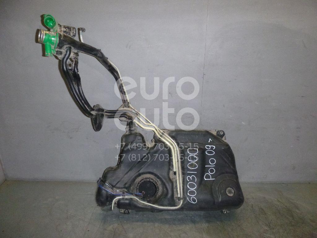 Бак топливный для VW Polo (HB) 2009> - Фото №1