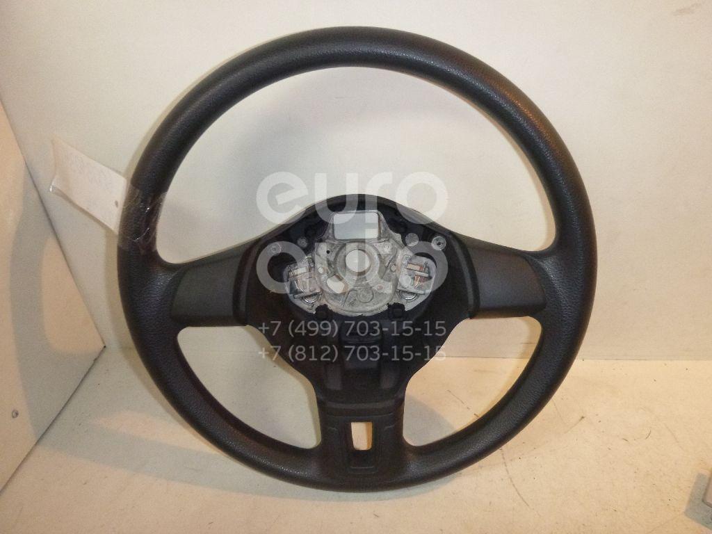 Рулевое колесо для AIR BAG (без AIR BAG) для VW Polo (HB) 2009>;Polo (Sed RUS) 2011> - Фото №1