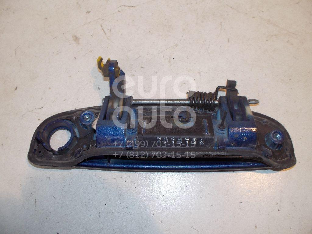 Ручка двери передней наружная левая для Hyundai Getz 2002-2010 - Фото №1