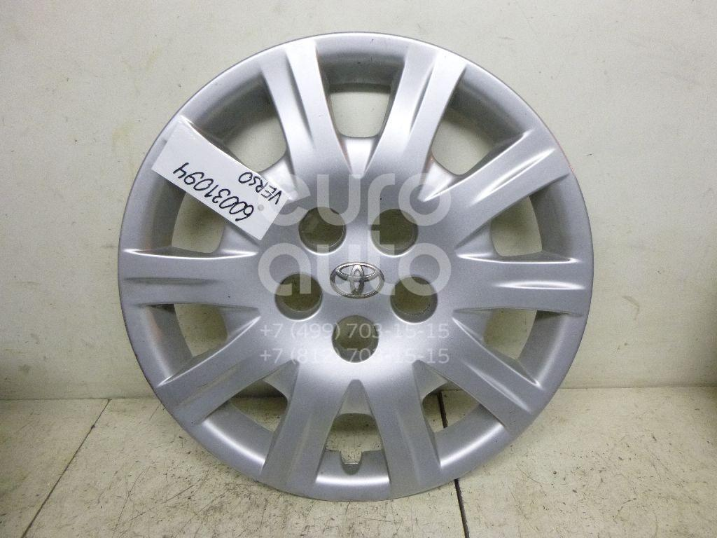 Колпак декоративный для Toyota Verso 2009>;Avensis III 2009> - Фото №1