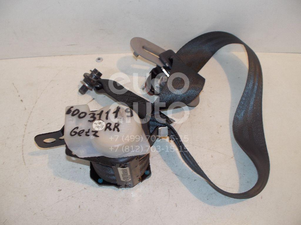 Ремень безопасности для Hyundai Getz 2002-2010 - Фото №1