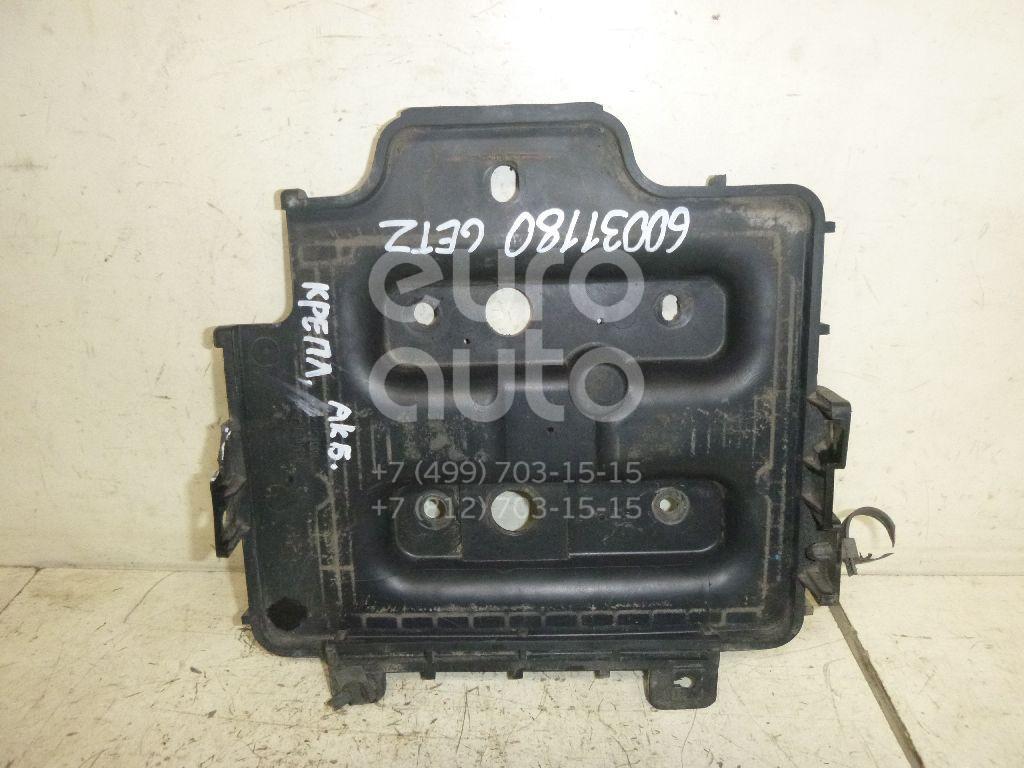 Крепление АКБ (корпус/подставка) для Hyundai Getz 2002-2010 - Фото №1