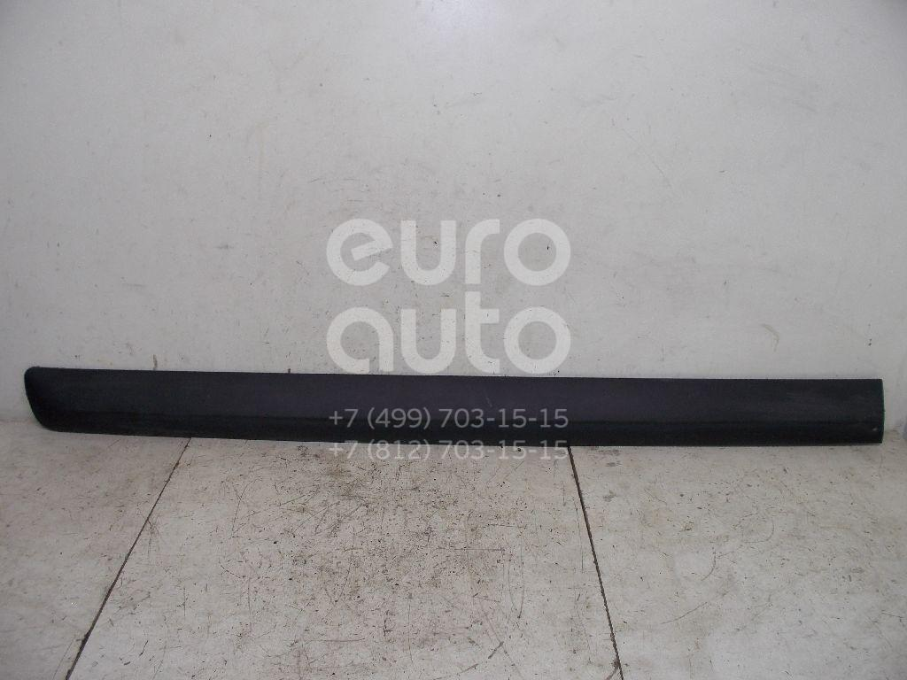 Молдинг передней левой двери для Hyundai Getz 2002-2010 - Фото №1