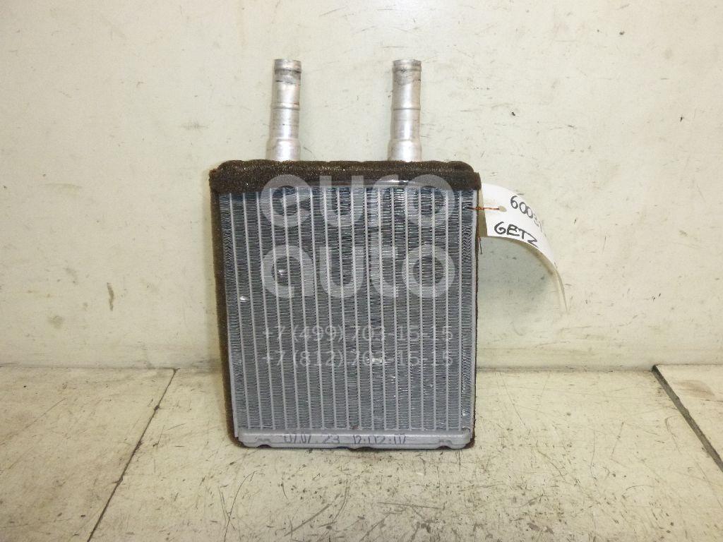 Радиатор отопителя для Hyundai Getz 2002-2010;Accent I 1994-2000;Lantra 1990-1995;Pony/Excel 1990-1995;Accent II (+ТАГАЗ) 2000-2012;Lantra 1996-2000 - Фото №1