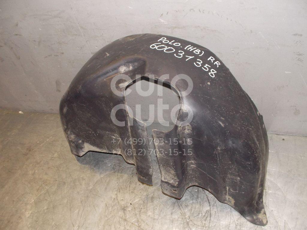 Локер задний правый для VW Polo (HB) 2009> - Фото №1