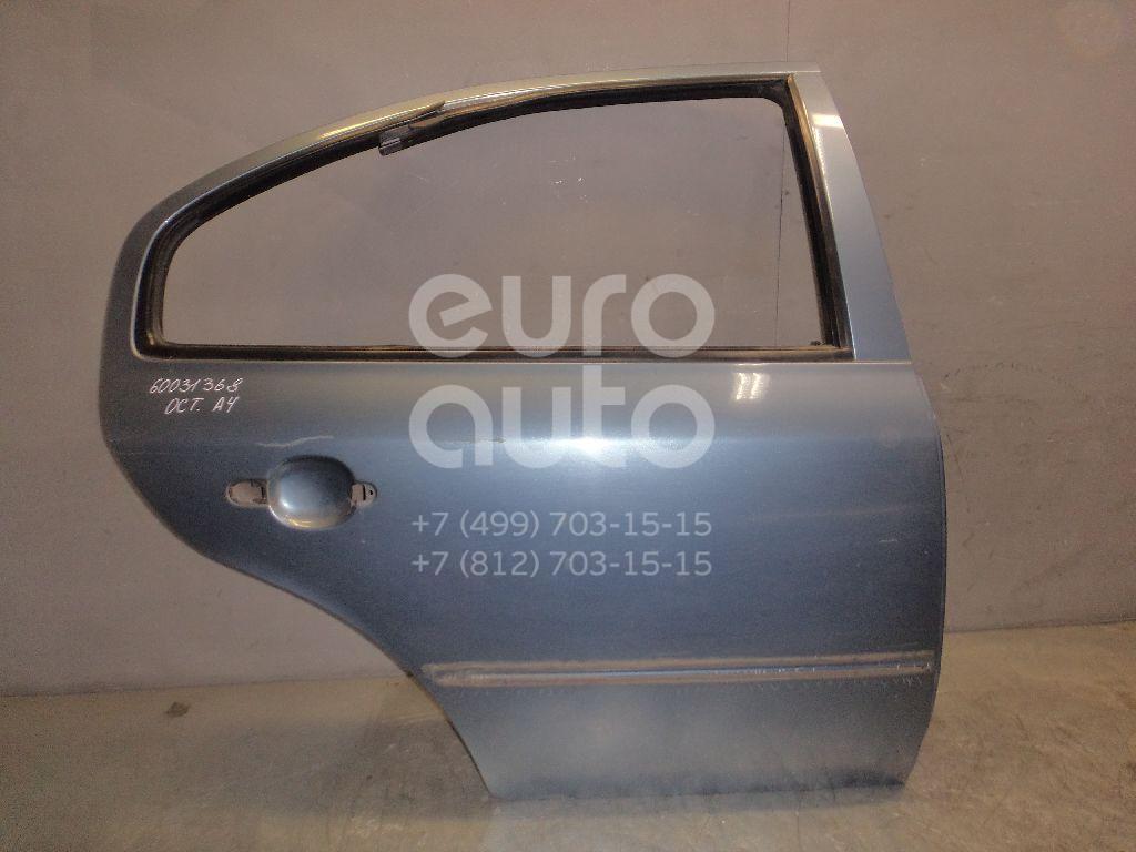 Дверь задняя правая для Skoda Octavia (A4 1U-) 2000-2011;Octavia 1997-2000 - Фото №1