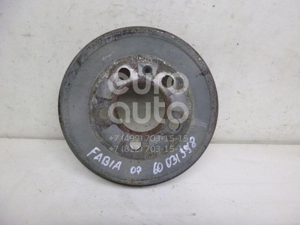Барабан тормозной для Skoda,VW Fabia 2007-2015;Polo 1994-1999;Lupo 1998-2005;Polo Classic 1995-2002 - Фото №1