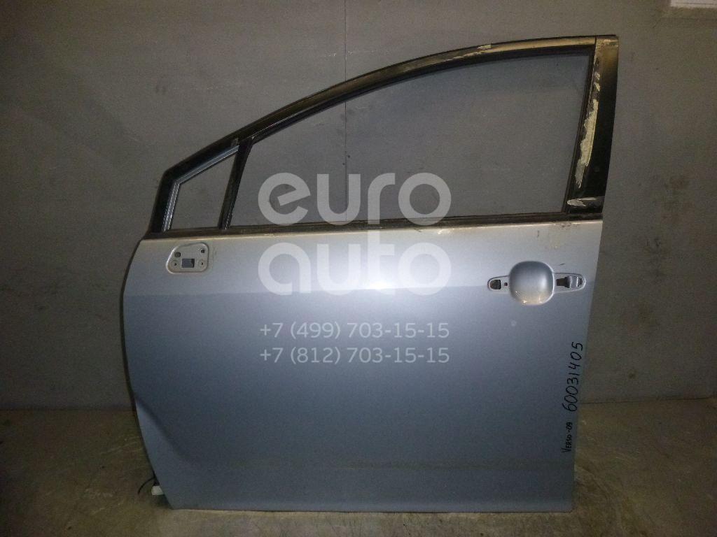 Дверь передняя левая для Toyota CorollaVerso 2004-2009 - Фото №1