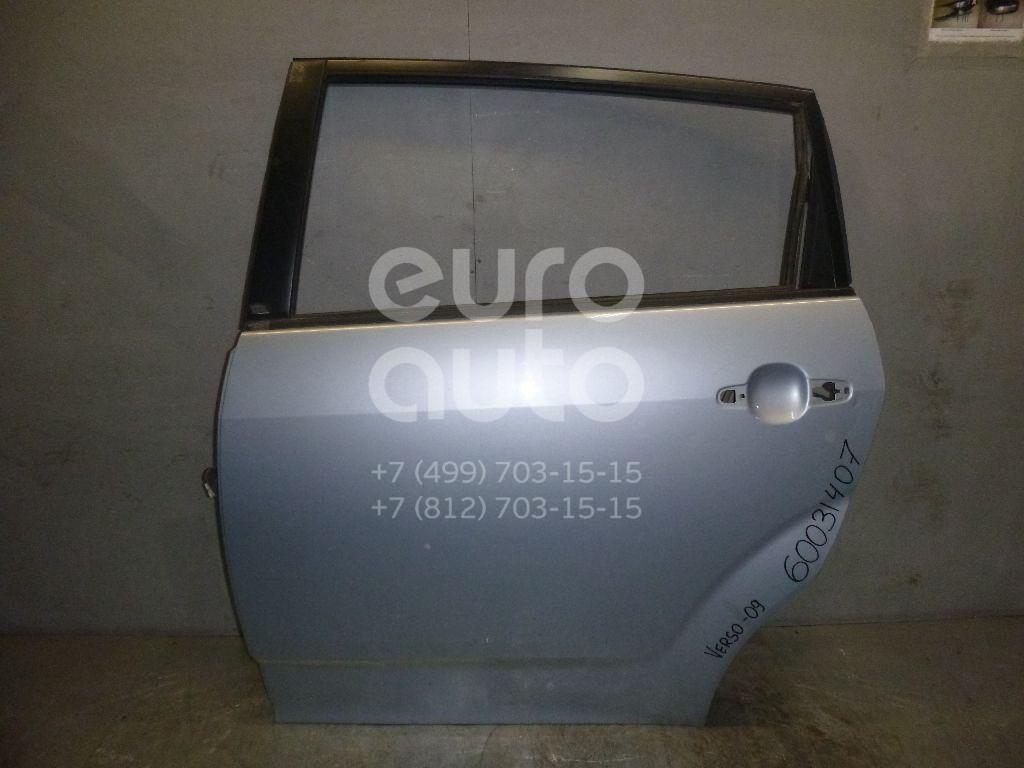 Дверь задняя левая для Toyota CorollaVerso 2004-2009 - Фото №1