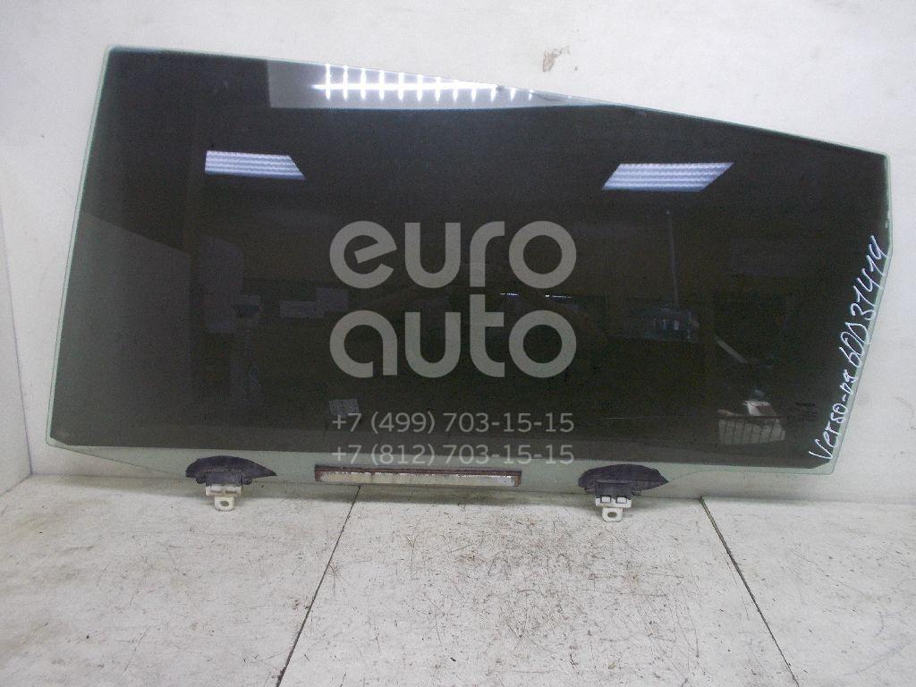 Стекло двери задней левой для Toyota CorollaVerso 2004-2009 - Фото №1