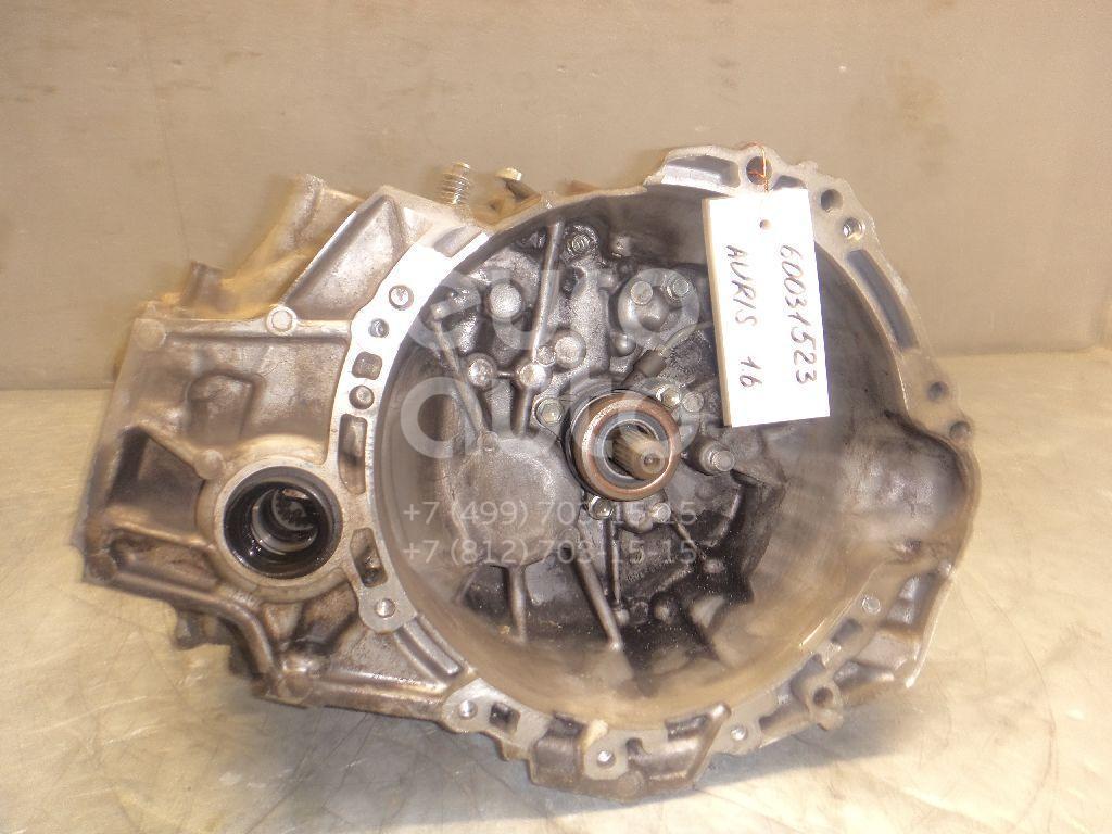 МКПП (механическая коробка переключения передач) для Toyota Auris E18 2012> - Фото №1