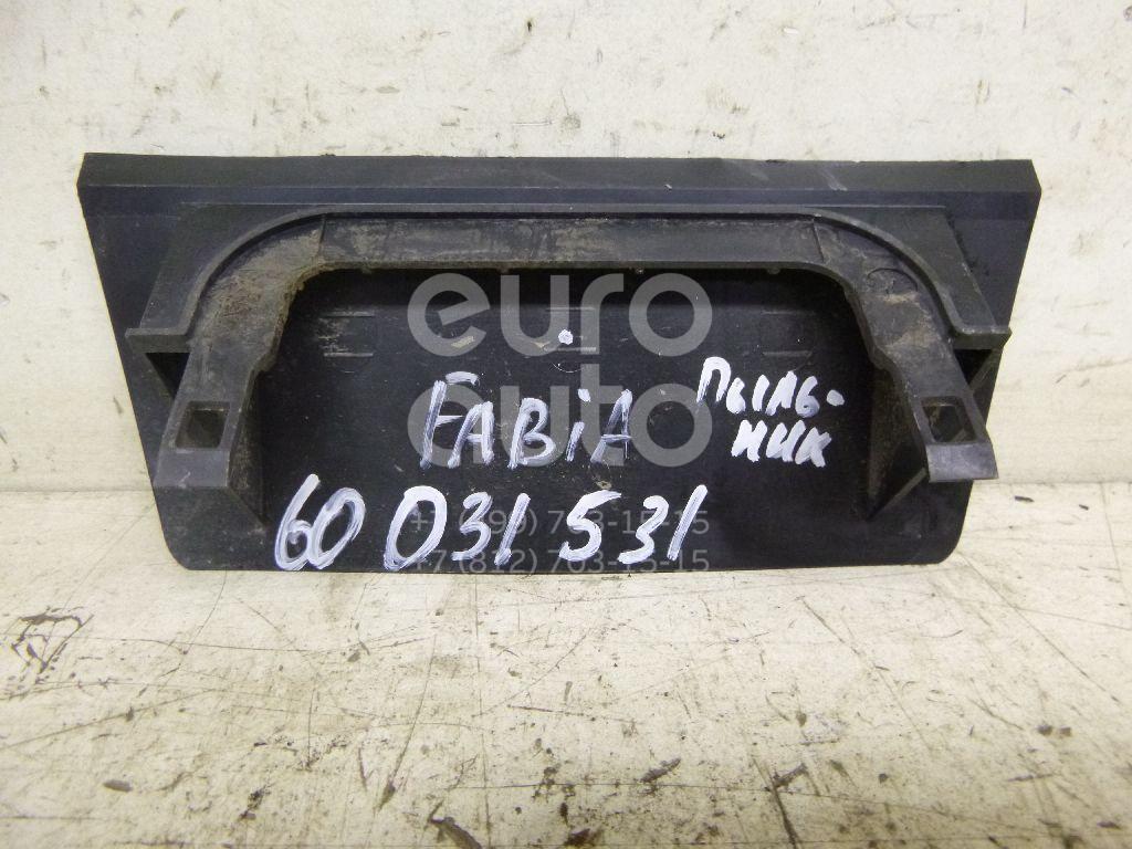 Пыльник (кузов наружные) для Skoda Fabia 2007-2015 - Фото №1