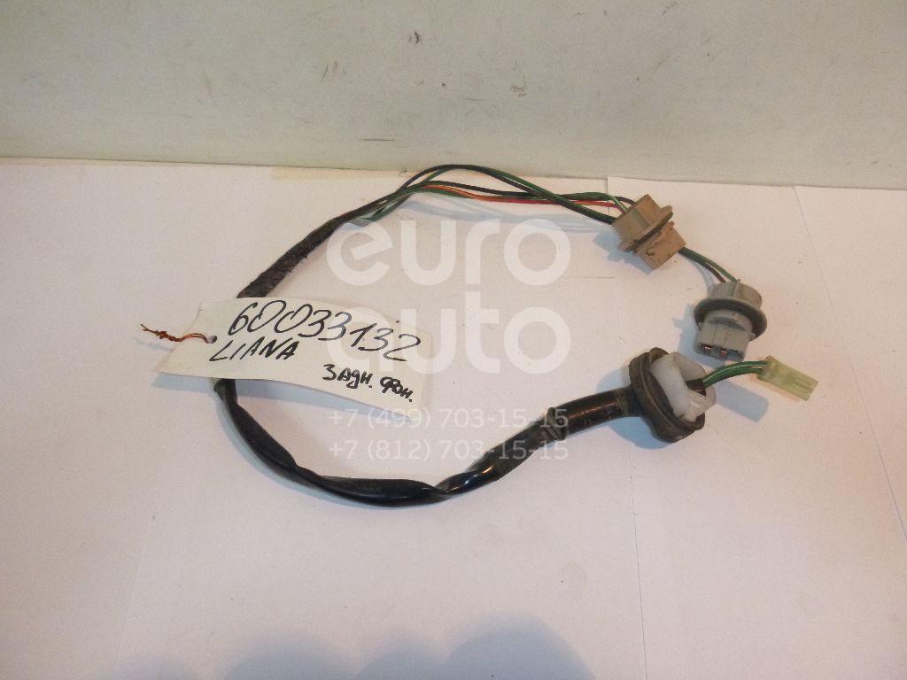 Купить Проводка (коса) Suzuki Liana 2001-2007; (3565855G00)