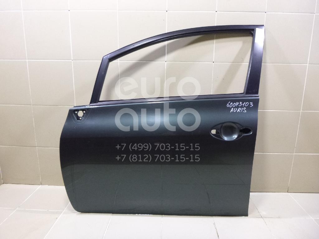 Купить Дверь передняя левая Toyota Auris (E15) 2006-2012; (6700212A20)