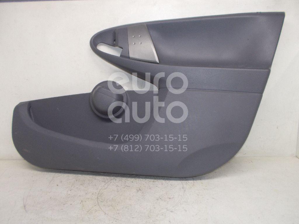 Купить Обшивка двери передней правой Peugeot 107 2006-2014; (9332VE)