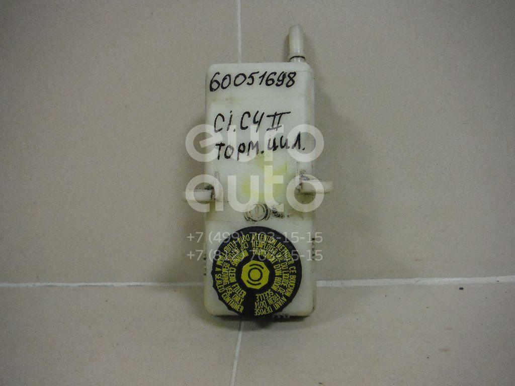 Купить Бачок главного тормозного цилиндра Citroen C4 II 2011-; (4635A6)