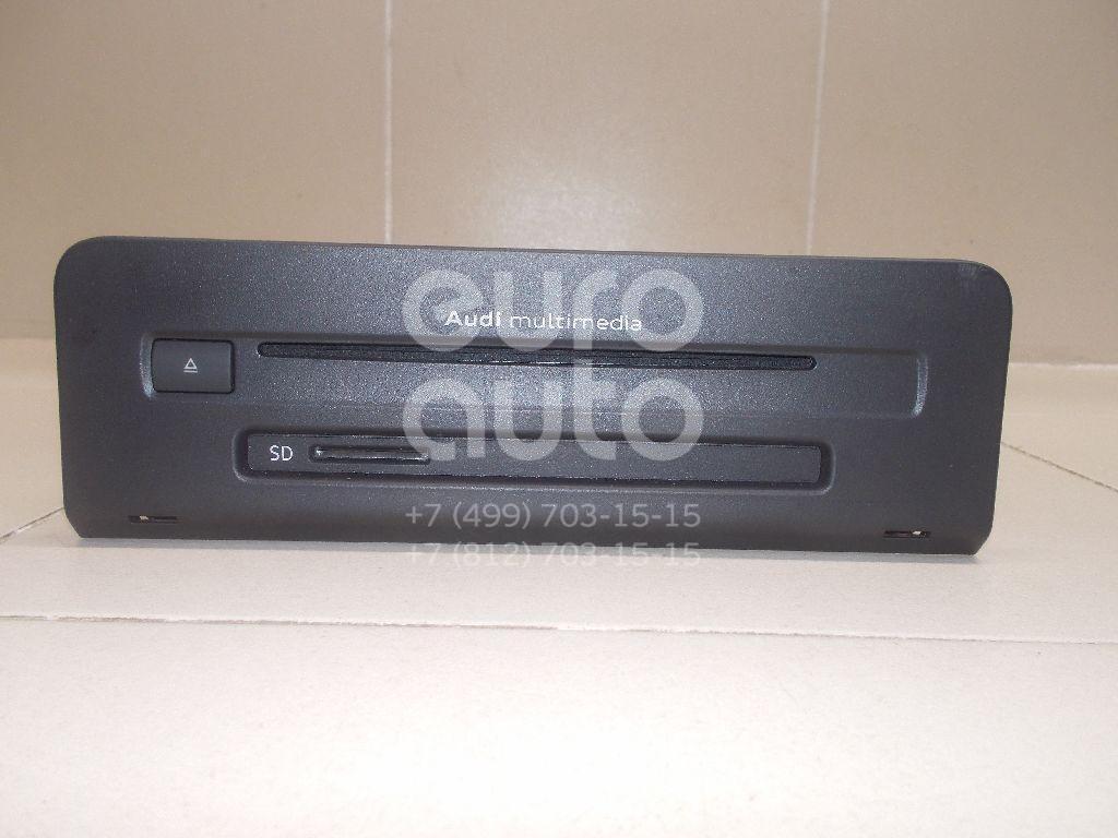 Купить Проигрыватель CD/DVD Audi A4 [B9] 2015-; (8W0035824)