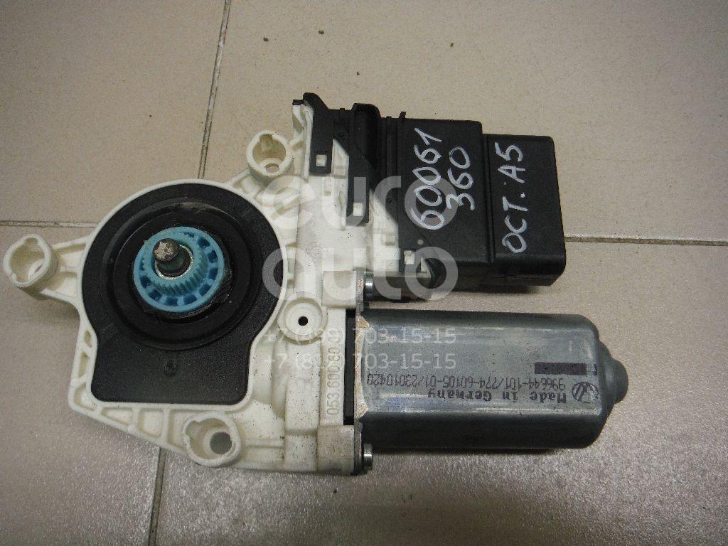 Купить Моторчик стеклоподъемника Skoda Octavia (A5 1Z-) 2004-2013; (5K0959704ASK3)