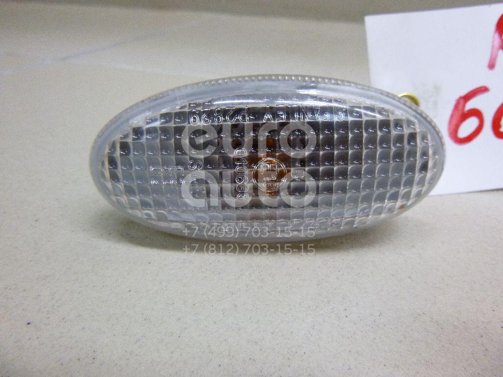 Купить Повторитель на крыло белый Ford Ranger 2006-2012; (1456325)