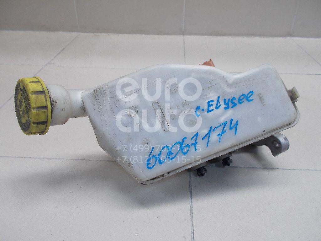 Цилиндр тормозной главный Citroen C-Elysee 2012-; (4601W8)  - купить со скидкой