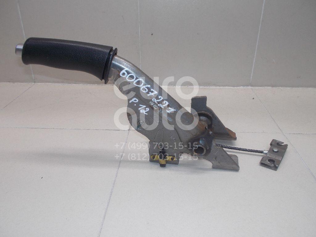 Купить Рычаг стояночного тормоза Nissan Primera P12E 2002-2007; (36010AV900)
