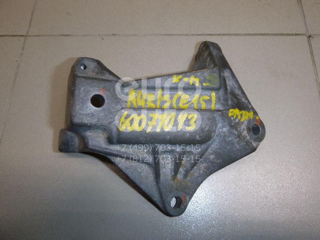 Купить Кронштейн (сопут. товар) Toyota Auris (E15) 2006-2012; (3136164010)