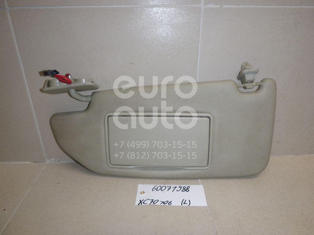 Купить Козырек солнцезащитный (внутри) Volvo XC70 Cross Country 2000-2006; (39966744)