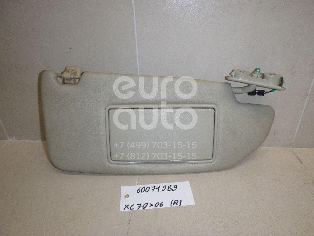 Козырек солнцезащитный (внутри) Volvo XC70 Cross Country 2000-2006; (39970051)  - купить со скидкой
