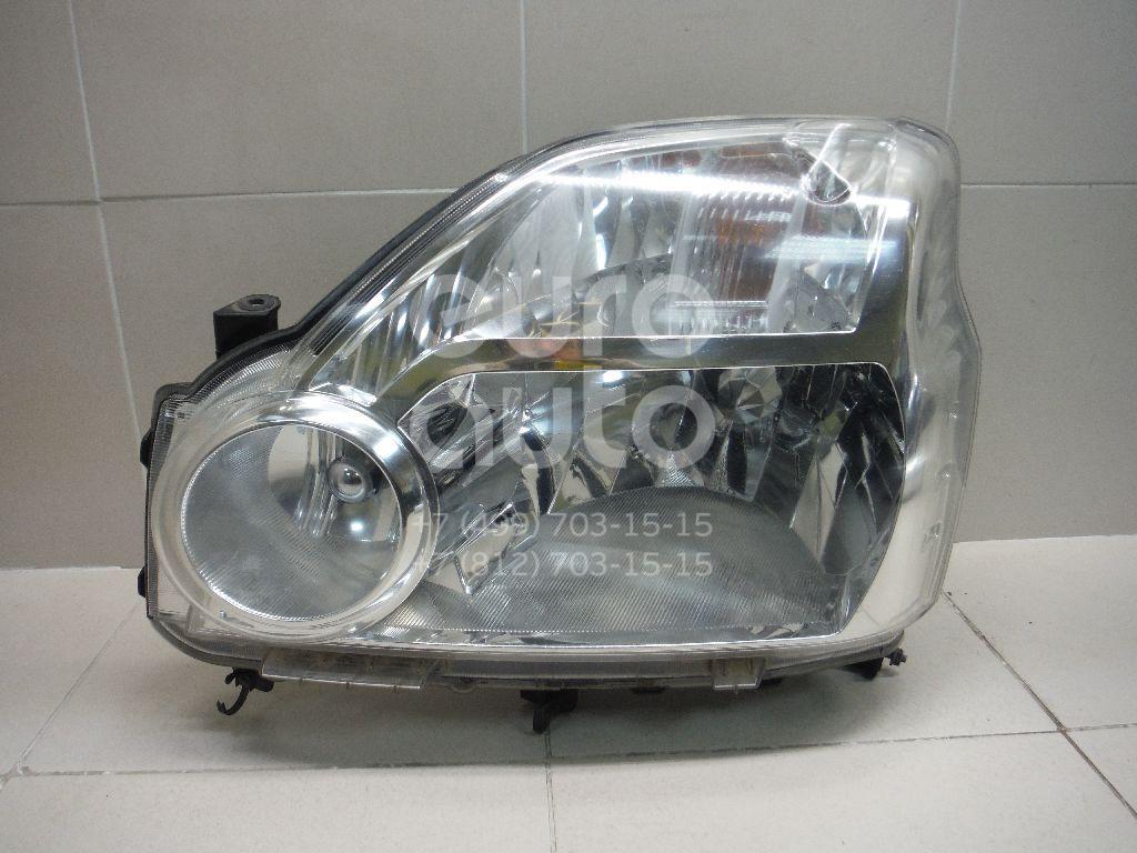 Купить Фара левая Nissan X-Trail (T31) 2007-2014; (26075JG40A)