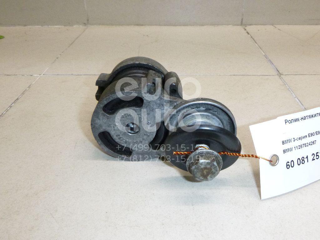 Купить Ролик-натяжитель ручейкового ремня BMW 3-серия E90/E91 2005-2012; (11287524267)