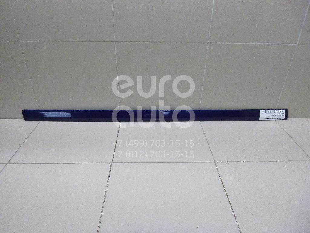 Купить Молдинг передней левой двери Skoda Octavia (A5 1Z-) 2004-2013; (1Z0853517GRU)