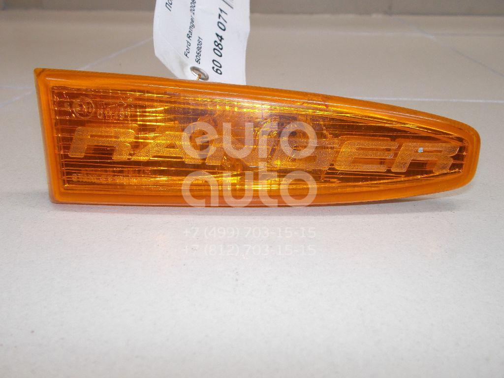 Купить Повторитель на крыло правый Ford Ranger 2006-2012; (5058081)