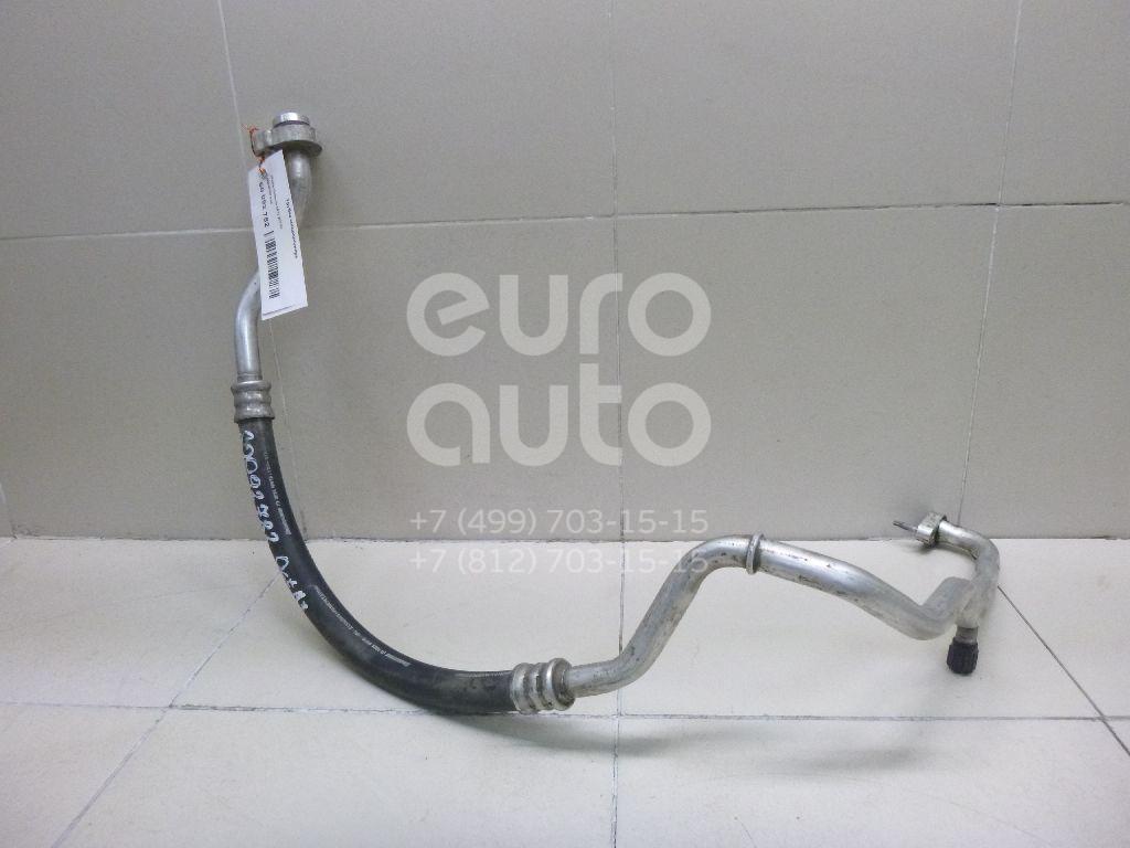 Купить Трубка кондиционера Skoda Octavia (A7) 2013-; (5Q0820743C)