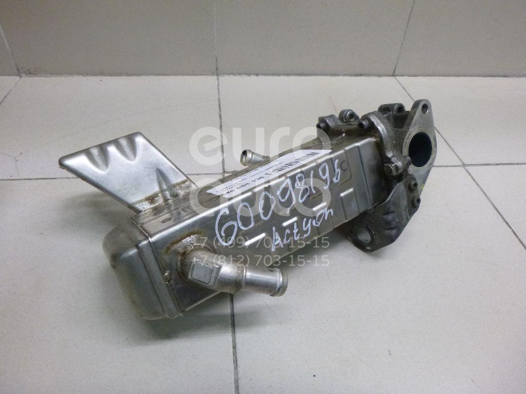 Купить Радиатор системы EGR Ssang Yong Actyon New/Korando C 2010-; (6711400570)