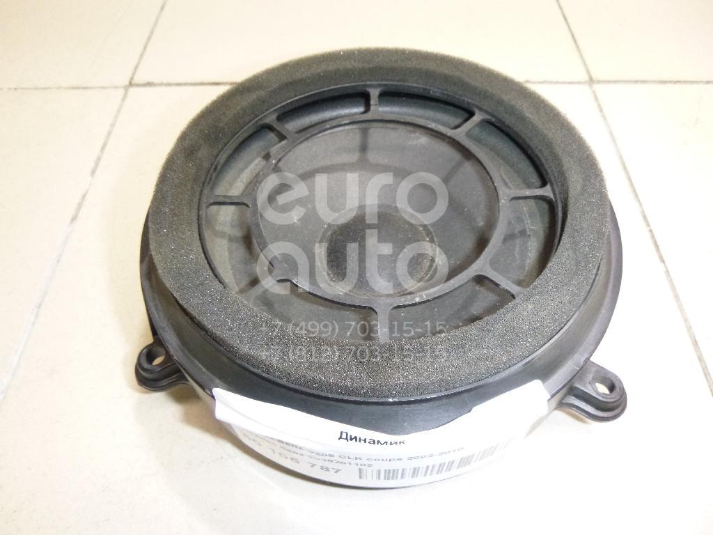 Купить Динамик Mercedes Benz C209 CLK coupe 2002-2010; (2038201102)