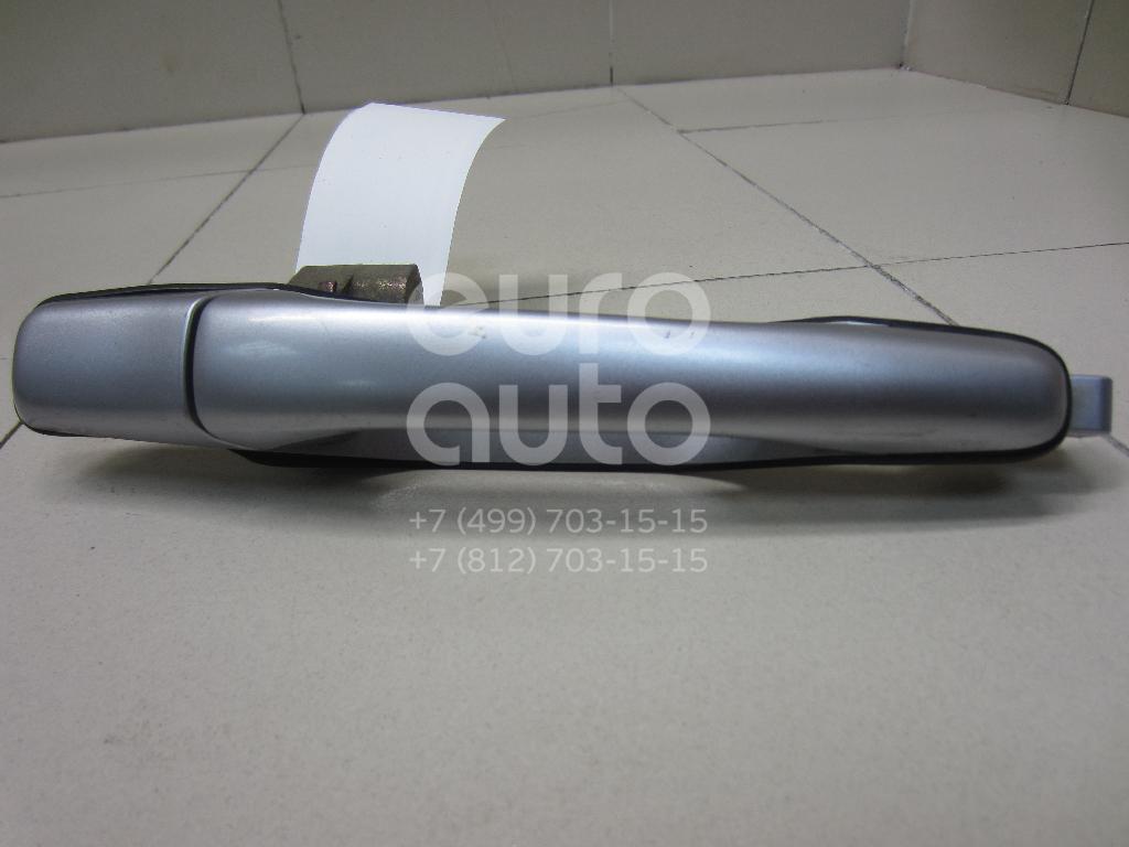 Купить Ручка двери задней наружная правая Mitsubishi Outlander (CU) 2001-2008; (MR646886)