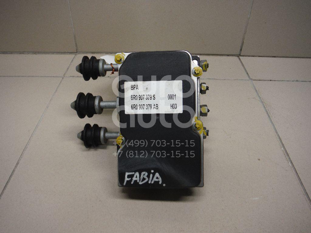 Купить Блок ABS (насос) Skoda Fabia 2007-2015; (6R0907379S)