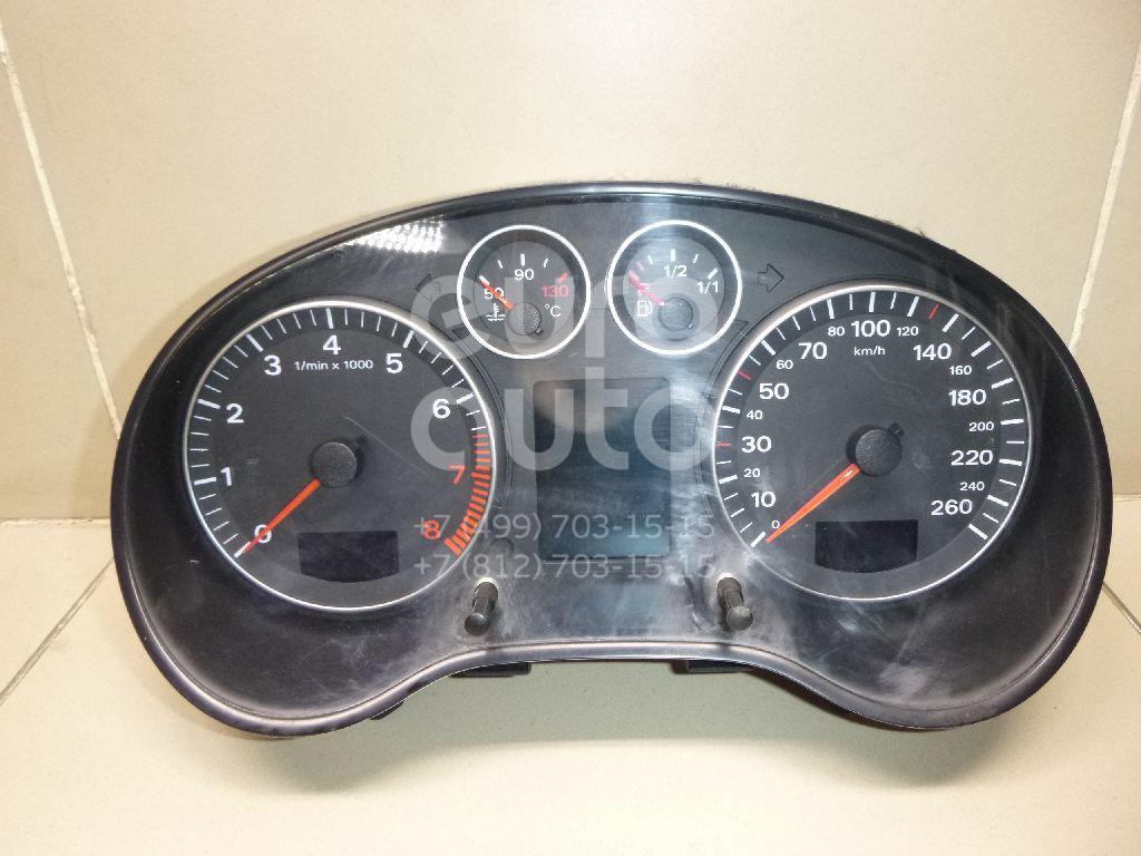 Купить Панель приборов Audi A3 [8P1] 2003-2013; (8P0920931FX)