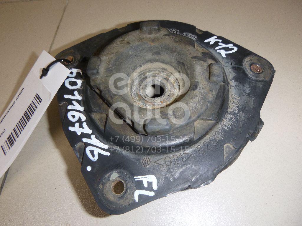 Купить Опора переднего амортизатора левая Nissan Micra (K12E) 2002-2010; (54321AX600)