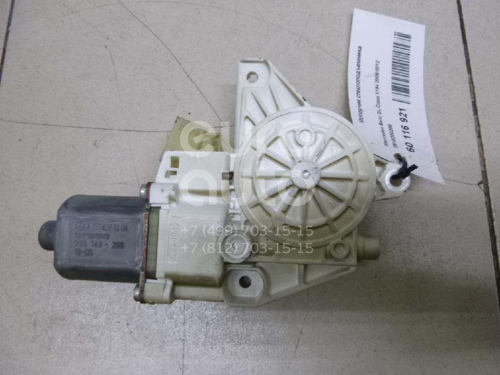 Купить Моторчик стеклоподъемника Mercedes Benz GL-Class X164 2006-2012; (2518200208)