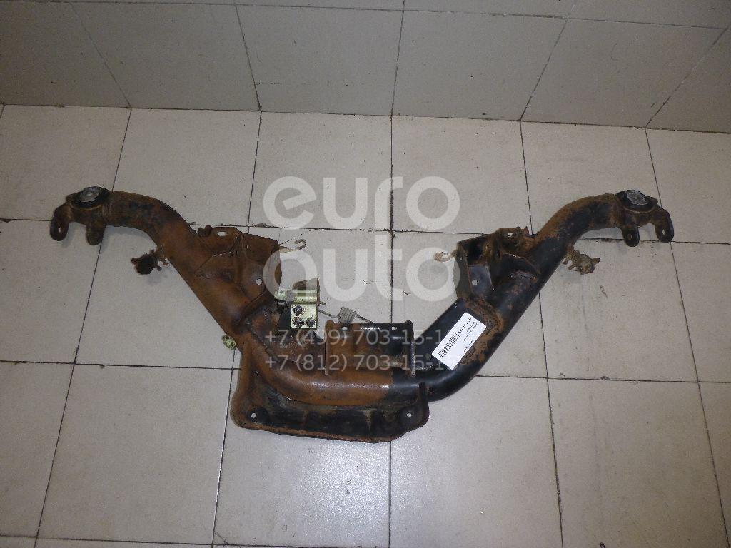 Купить Балка задняя VW Passat [B3] 1988-1993; (357505099)