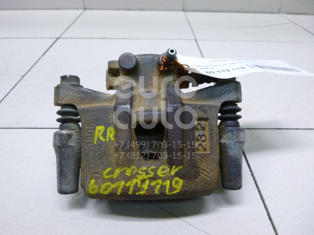 Купить Суппорт задний правый Citroen C-Crosser 2008-2013; (4400V2)