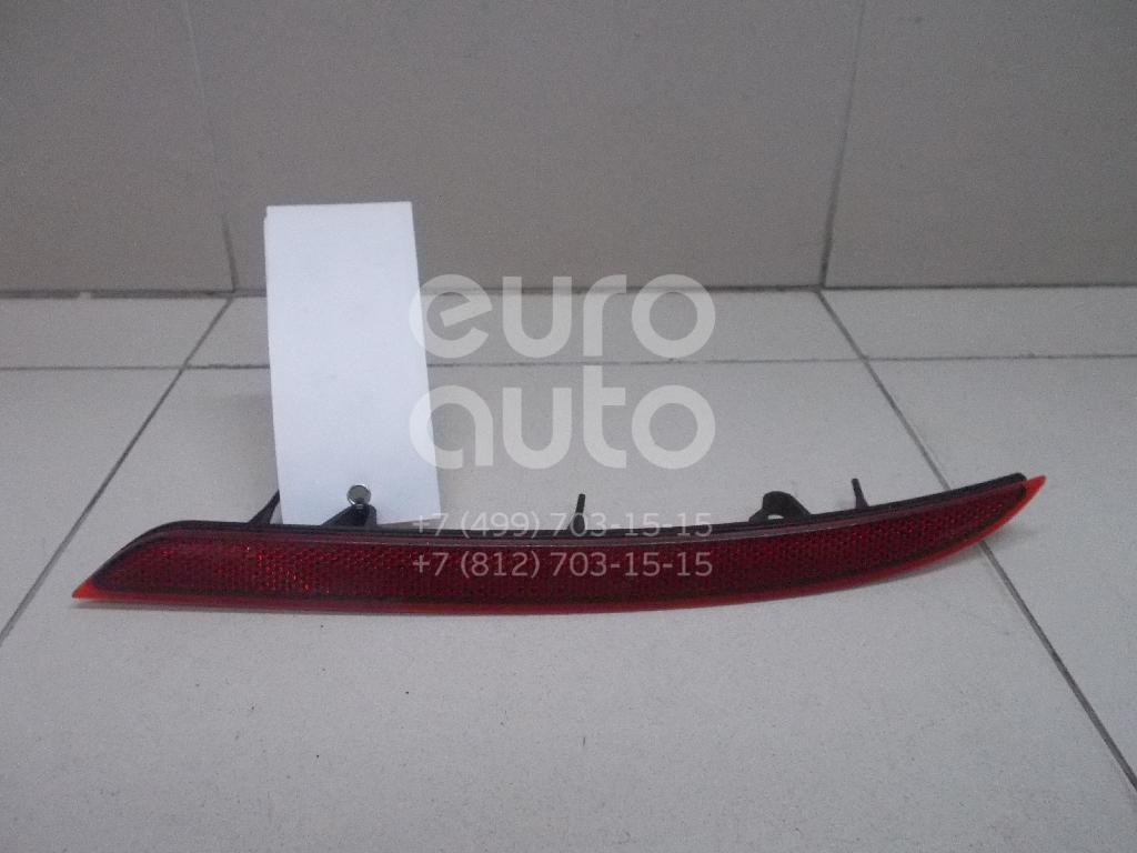 Купить Отражатель в бампер задний левый Opel Astra J 2010-; (13370759)