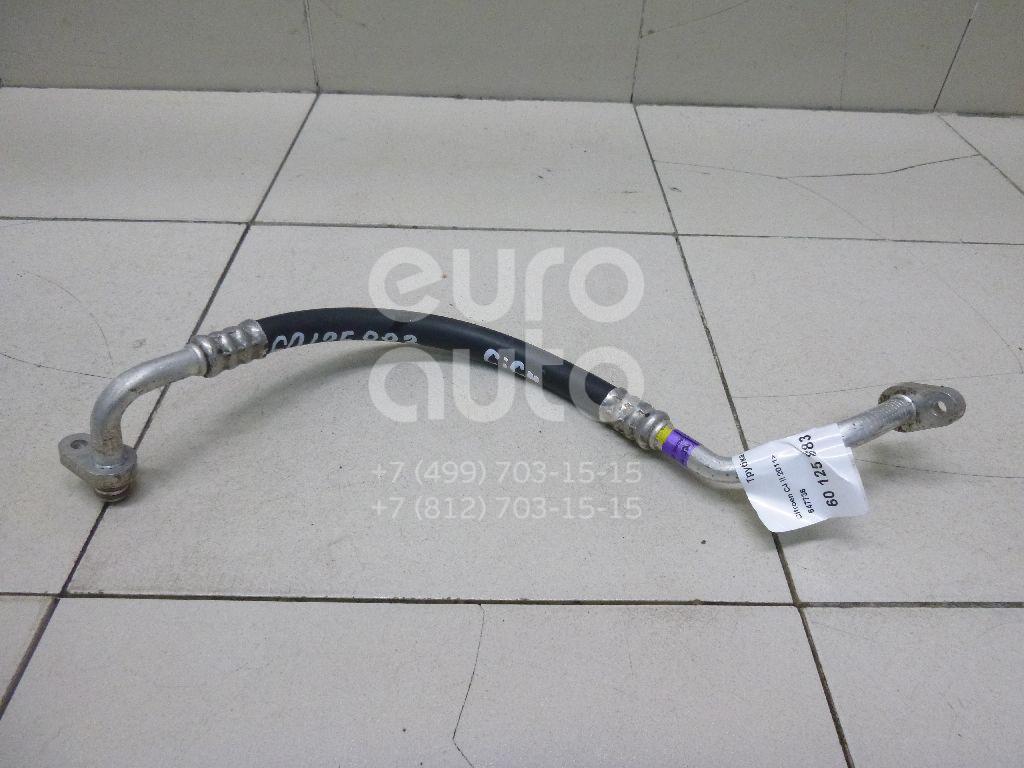 Купить Трубка кондиционера Citroen C4 II 2011-; (647736)