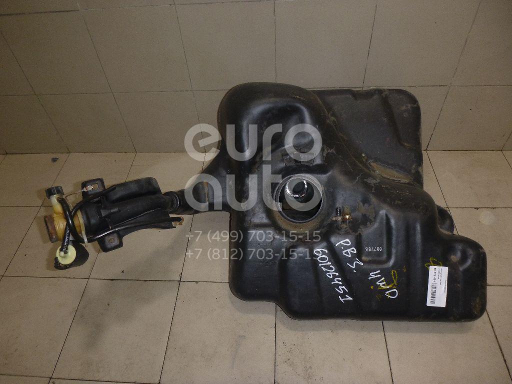 Купить Бак топливный VW Passat [B3] 1988-1993; (357201075G)